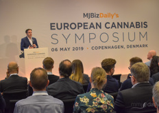 The first European Cannabis Symposium took place on May 6th in Copenhagen, Denmark.