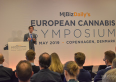 Alfredo Pascual, International Analyst with Marijuana Business Daily conducted a keynote on the developments in the European market.