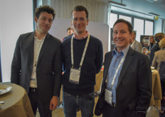Simone Capponcelli (Gima), David Attwood (Prohibition Partnes), Stephen Malloy (PharmaRolly)