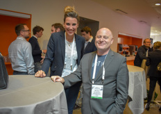 Ashlea Stewart & Mike Dacks, Plena Global