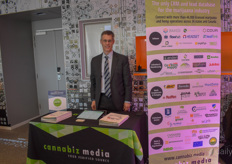 Ed Keating with Cannabiz Media
