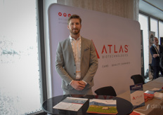 Jonas Soulodre with Atlas Growers