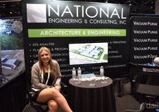Diana Horvath with National Engineering Consulting