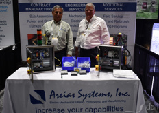 Clemm Noernberg and Andrew Probert with Areias Systems