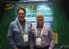 Brad Hindes and Duro Watt with CGEE Systems