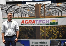 Adam Pound with Agratech
