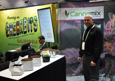Tanner Luckenbill with Cannamix, the Pelemix's division specifically focused on the cannabis space