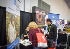 Niagara College Canada launched courses for commercial cannabis production and there is a lot of interest for that.
