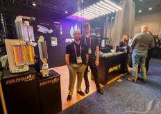 The Nanolux team was present at the 2019 edition of the MjBizCon.