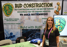 Katie Szostek with Bud Construction