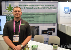 Nick Waites with Cannabis Facility Solutions