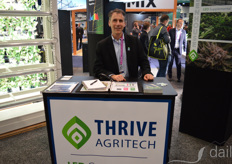 Chuck DeMilo with Thrive Agritech