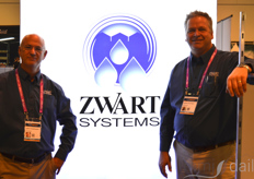 Robert Vandersteen and Andrew van Geest with Zwart Systems