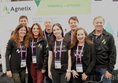 The whole team with Agnetix was at the show!