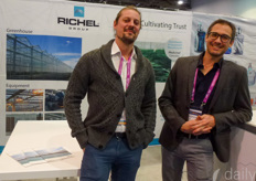 Nicolas Briffault & Philippe Maigret with Richel Group