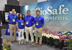 The BioSafe Systems team has recently introduced the PVent Biological Fungicide