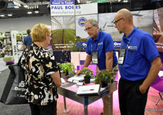 Explanations on the developments in horticulture by the Paul Boers manufacturing team