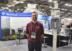 Adam Murphy with Micro Cool Fog Systems